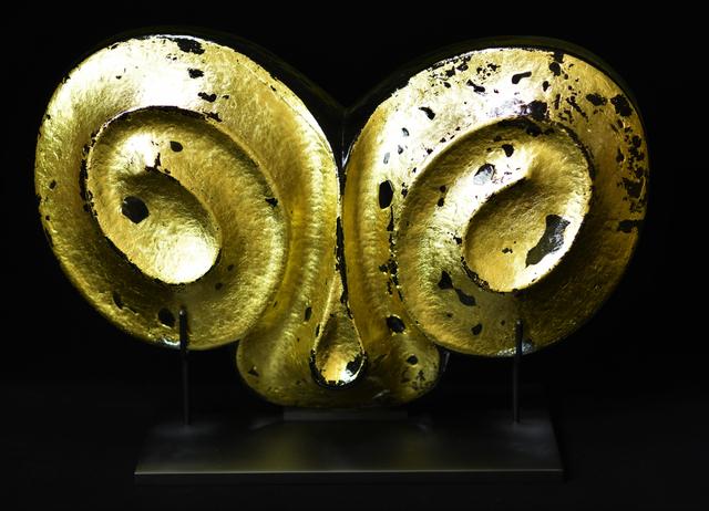 , 'Eternity (double circle),' 2019, George Billis Gallery