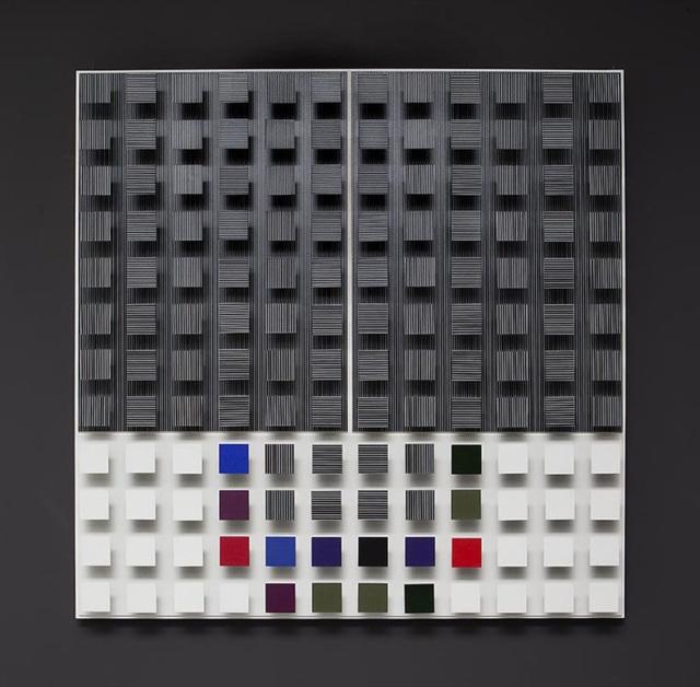 , 'Color abajo,' 1991, Perrotin