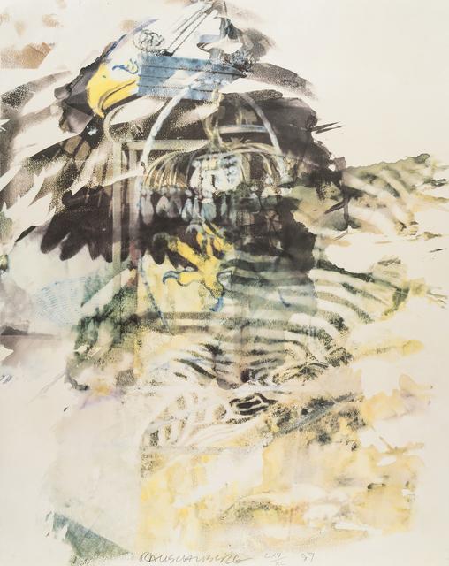 Robert Rauschenberg, 'Caucus', 1997, Forum Auctions