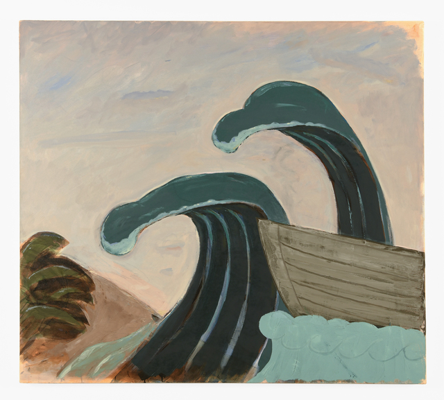 , 'Untitled; New Beginnings, Coming Ashore,' 2019, FRED.GIAMPIETRO Gallery