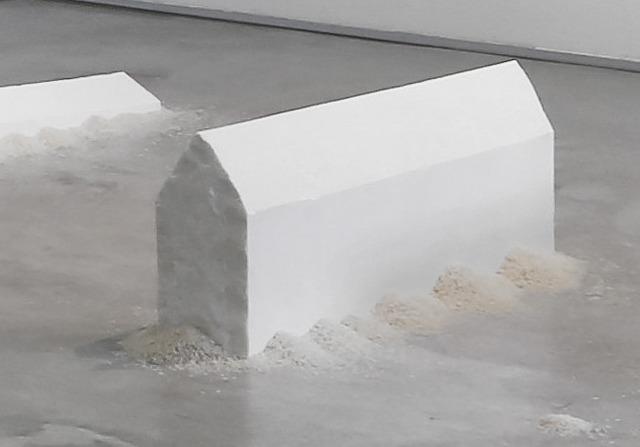 , 'Rice House,' 2010-2011, Buchmann Galerie Lugano
