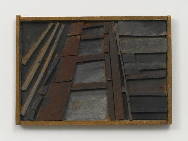 , 'Relief,' 1927, von Bartha