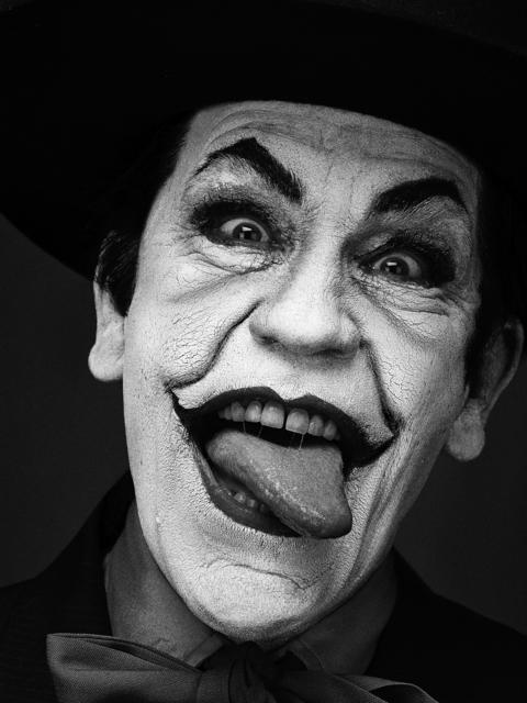 Sandro Miller, 'Herb Ritts / Jack Nicholson, London B, 1988 ', 2014, Fahey/Klein Gallery