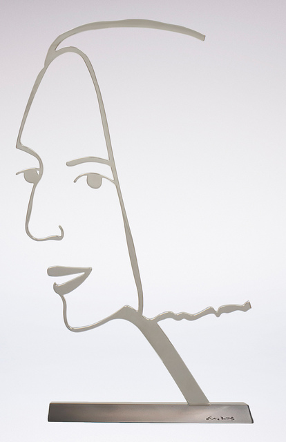 Alex Katz, 'Ada (Outline)', 2018, Vertu Fine Art