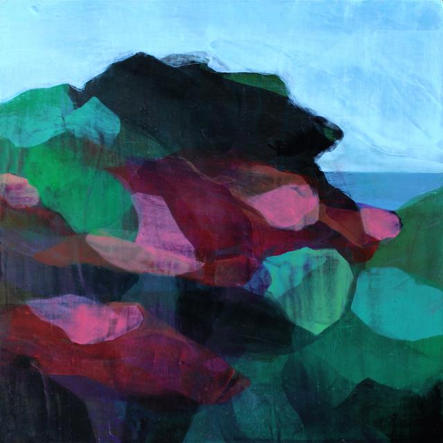 , '(Bermuda Studies) Bougainvillea,' 2017, Spalding Nix Fine Art