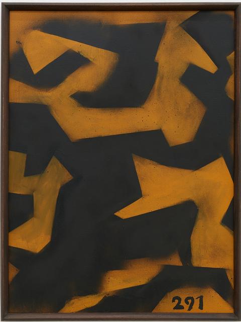 , '291,' 2016, Gabriele Senn Galerie