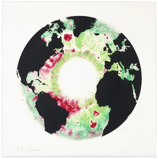 Marc Quinn, 'Eye of History 5', 2013, New Gallery of Modern Art