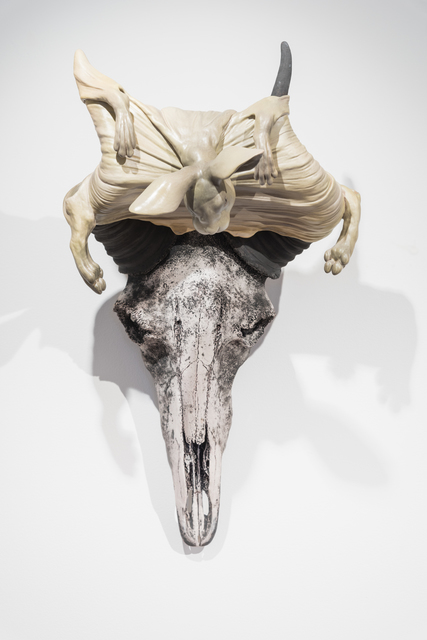 , 'Hartebeest and the Hare,' 2018, Eutectic Gallery