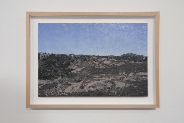 , 'Bedrock X,' 2017, Sabrina Amrani