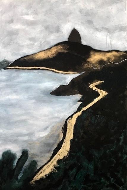 , 'Estrada para São Conrado (Negativo),' , Inn Gallery