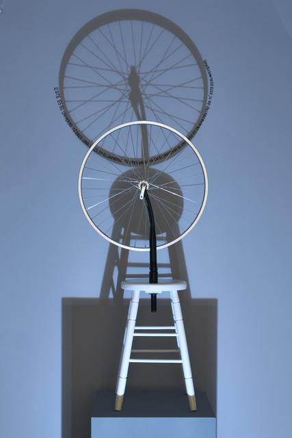 , 'The Wheel of Universal Compensation,' 1983, Henrique Faria Fine Art