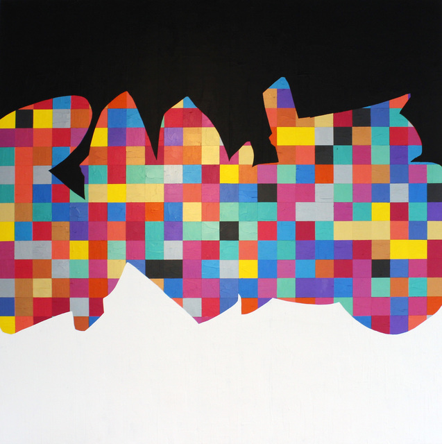 Marc Thalberg, 'rechts/links', 2019, Art Signé