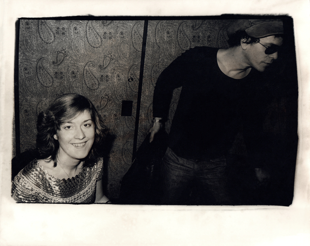 Andy Warhol, 'Andy Warhol, Photograph of Catherine Guinness and Lou Reed circa 1977', ca. 1977, Hedges Projects