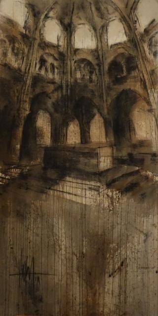 , 'The gothic cloister El claustro de arcos goticos,' 2013, PontArte