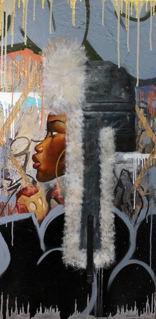 , 'Beauty Mark,' 2017, Richard Beavers Gallery