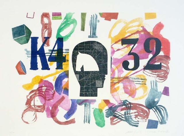 , 'K 432 V/VII ,' 2007, Zane Bennett Contemporary Art