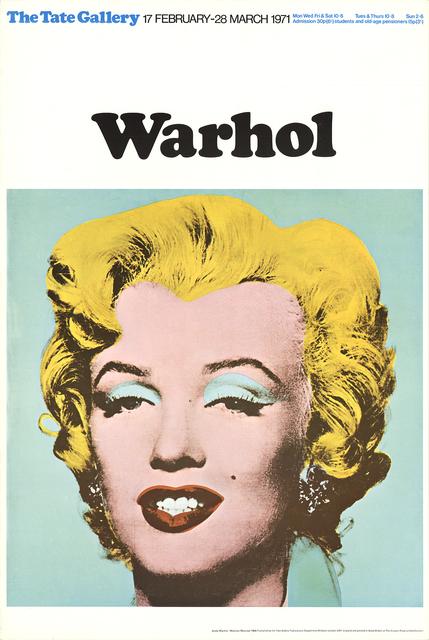 Andy Warhol, 'Marilyn', 1971, ArtWise