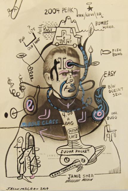 Jason McLean, 'Ima Bugg', 2014, Wilding Cran Gallery