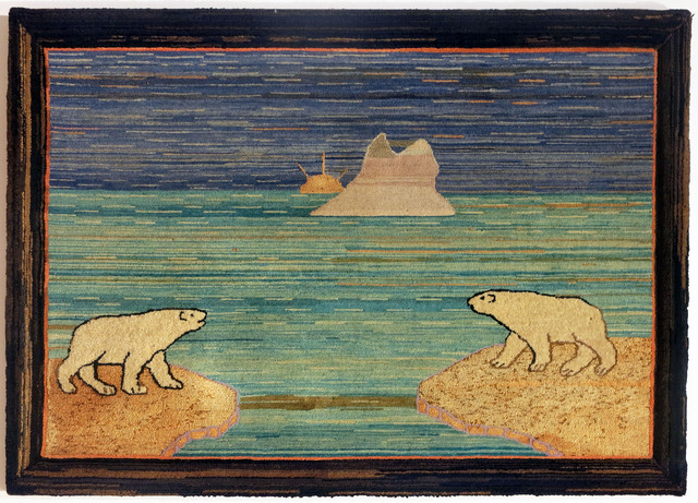 , 'Two Polar Bears on Ice! ,' 1916, Edward Thorp Gallery
