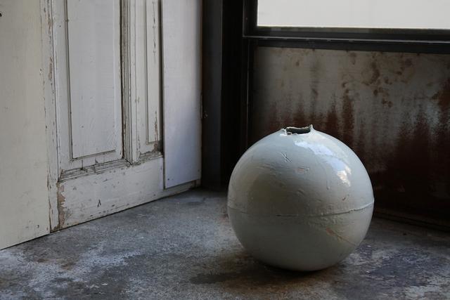 , 'Large round jar ,' , Kami ya Co., Ltd.