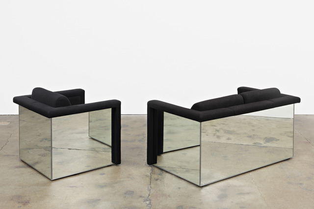 , ''Lounge Seating',' 1988, Tanya Leighton