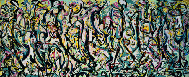 , 'Mural,' 1943, Peggy Guggenheim Collection