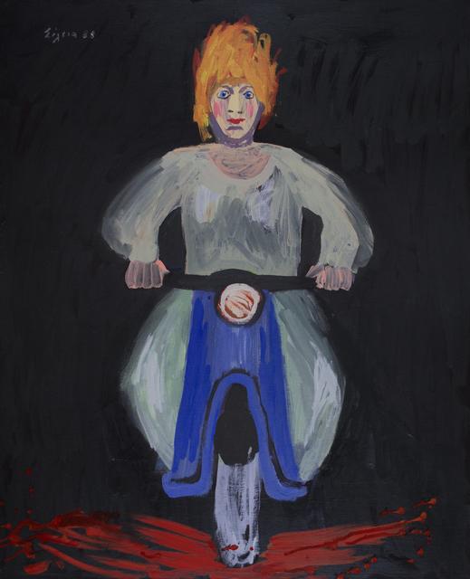 Celia Daskopoulou, 'Untitled ', 1988, Painting, Acrylic on canvas, CAN Christina Androulidaki