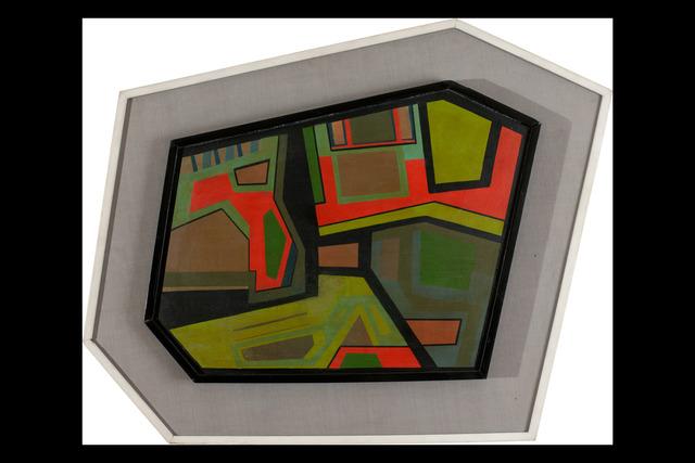 , 'Cosmopolis N2,' 1949-1950, Leon Tovar Gallery