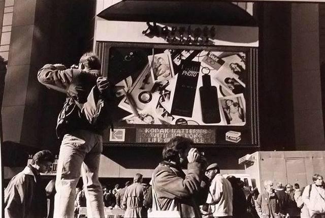 , 'Día de accióm de gracias ,' 1990, Andrés Siegel / Arte