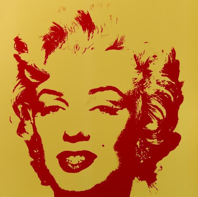 Andy Warhol, 'Golden Marilyn VI - Sunday B. Morning (After)', ARTEDIO