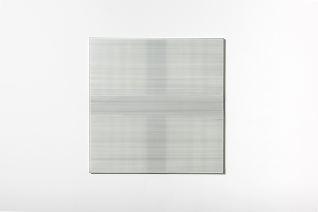 , 'In the Vicinity of White (Grid) #4,' 2018, Bullseye Projects