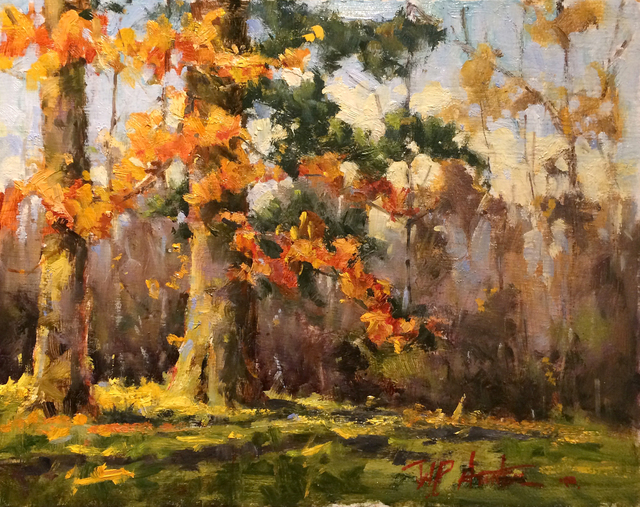, 'Afternoon Oaks,' , Beverly McNeil Gallery