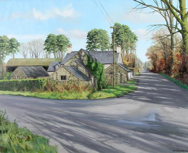 Eugene Conway, 'Country Junction', 2019, Gormleys Fine Art