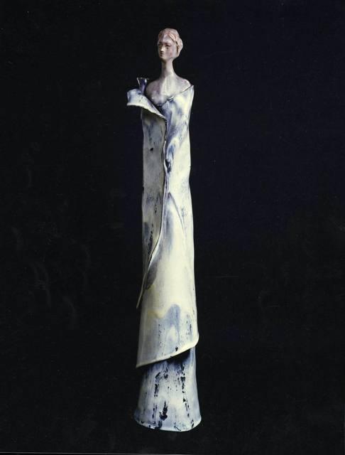 , 'Kore's figure,' 1951, Aria d'Italia