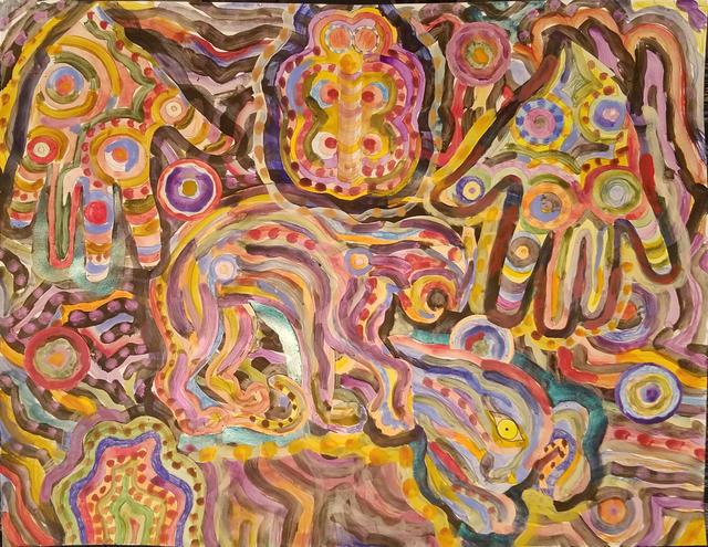 , 'Peaceable Kingdom,' 2017, Nathalie Karg Gallery