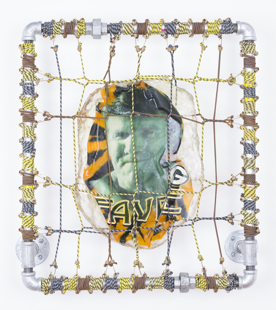 , 'Fútbol Man,' 2019, Ki Smith Gallery