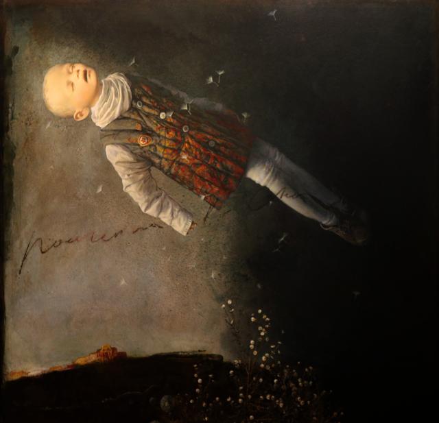 , 'Dream Flight,' 2016, Turner Carroll Gallery