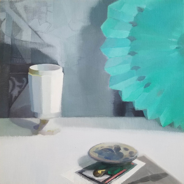 , 'A Separation that Might Prove Temporary,' 2018, Kathryn Markel Fine Arts