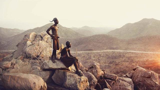 , 'IV 476 - Epupa falls Namibia,' 2014, AbrahamArt