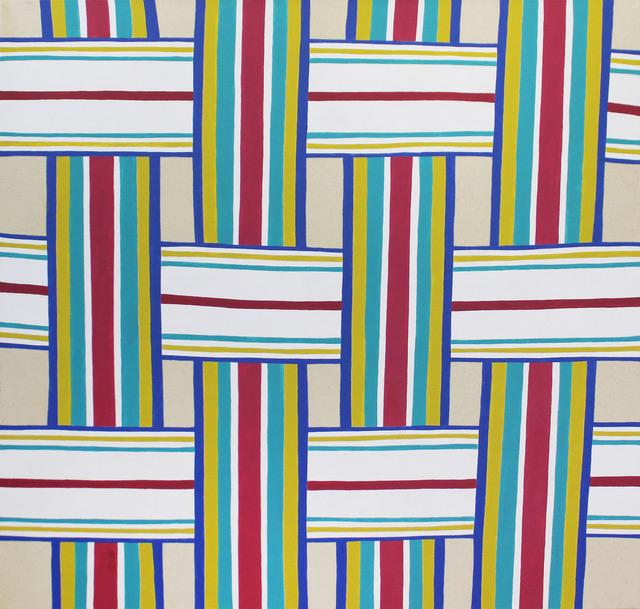 , 'Lawn Chair (Rainbow),' 2017, Galleri Urbane