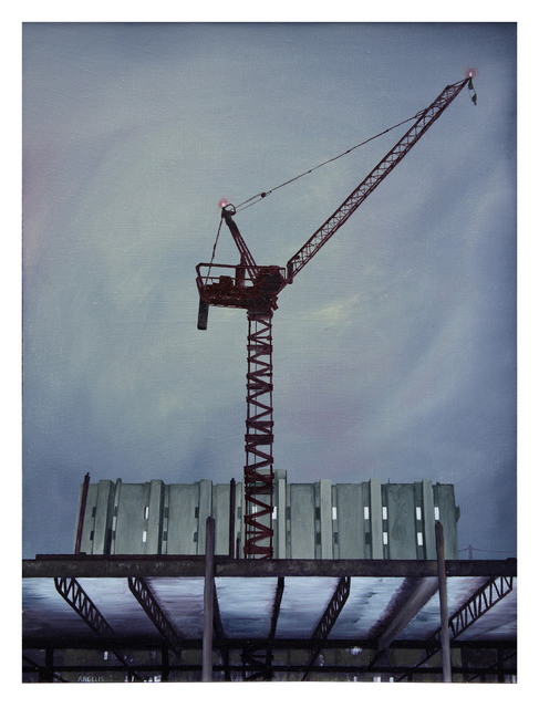 , 'Crane,' 2014, FRED.GIAMPIETRO Gallery