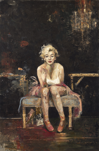 , 'Marilyn in the studio,' , Hugo Galerie