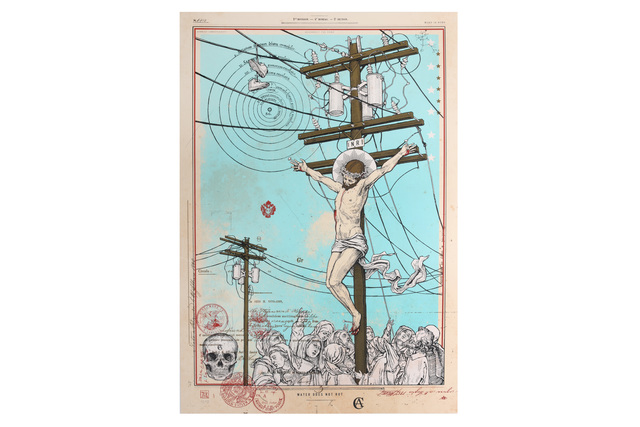 Ravi Zupa, 'Word is Bond', 2012, Chiswick Auctions