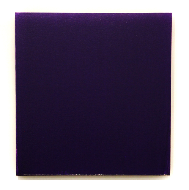 , 'Violet Painting,' 2017, Richard Taittinger Gallery