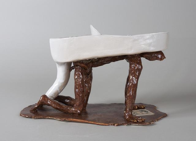 , 'Political Chemistry Vessel,' 2014, David Risley Gallery