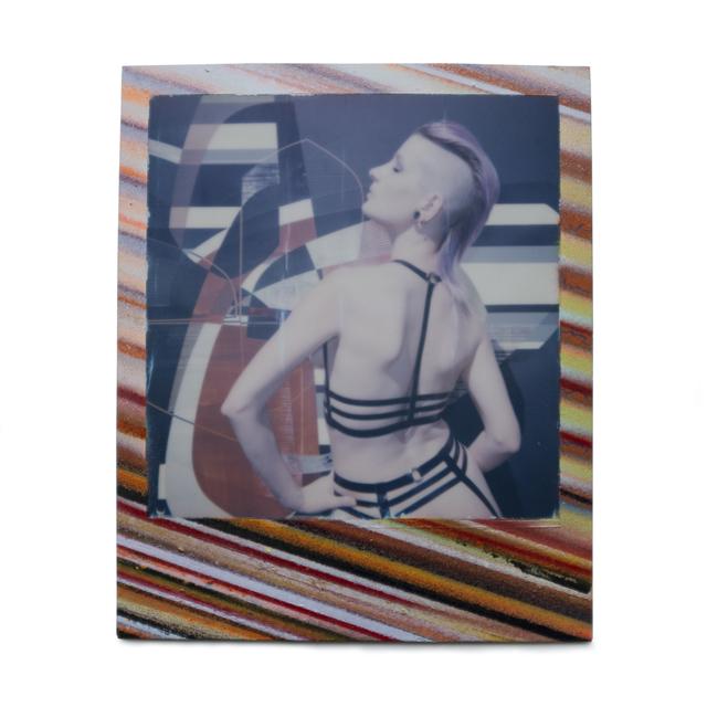 , 'Ulorin #3 (Polaroid),' 2018, Coagula Curatorial