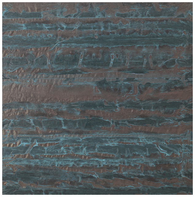 , 'Blue Green Ripple,' 2017, John Wolf Art Advisory & Brokerage