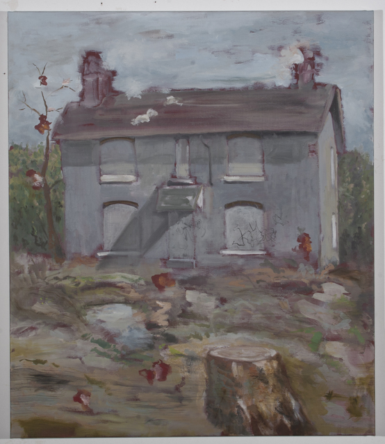 , 'Haus,' 2011, Galerie Peter Kilchmann