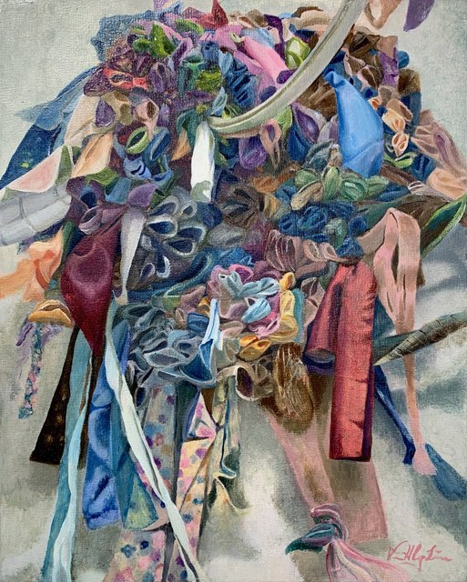, 'Sara,' 2019, Open Mind Art Space