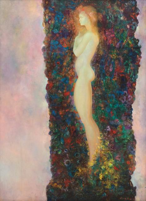 Leonor Fini, 'L'Envers d'une Geographie', 1965, Heather James Fine Art